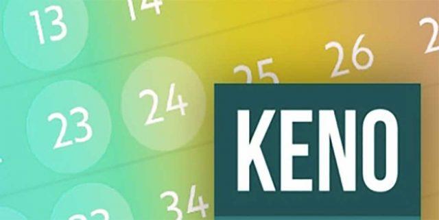 Play keno online