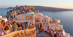 Santorini does't want a casino