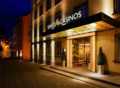Switzerland casino news