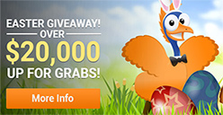 Cash bonuses, free spins and more