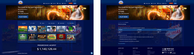 All Slots Website