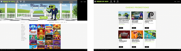 House Of Jack Casino Review Instant Play Casino Site