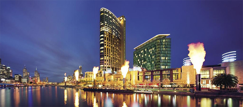 Melbourne's Crown Casino