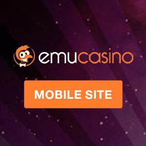 Play pokies at Emu Casino