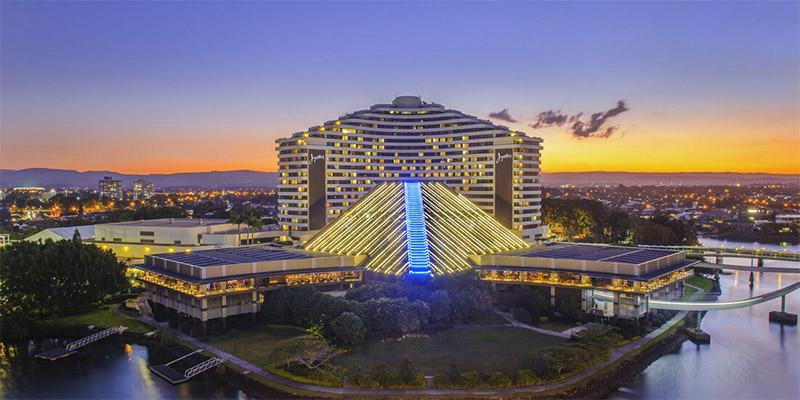 Jupiter's Hotel Casino